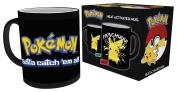 "GB eye ""Pokemon, Pikachu"" Heat Changing Mug, Multi-Colour"