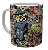 GB eye Doctor Who, Comic Books, Mug, Various