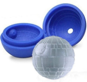 BOMIEN Star Wars Death Star Silicone 3D Ice Cube Food Mould Tray