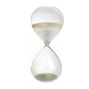Nicola Spring 60 minutes Glass Sand Clock Kitchen Timer