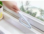 kitchen cleaning brush, Bescita Multipurpose brush slot window cleaning tool