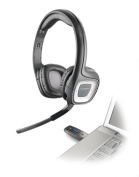 Plantronics Audio Stereo Headset Wireless Portable 995 Consumer Electronics and Gadgets