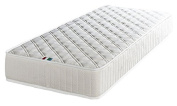 Anatomical Mattress Queen-size Bed, ecosan 120 x 190 Anti-Allergenic Breathable