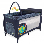 asalvo Travel Cot Mix Plus Children of the World