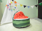 Cute Watermelon Children Bean Bag Kids Bean Bag with Filling