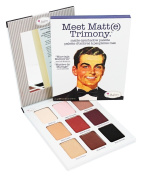 The Balm Cosmetics Meet Trimony Matte Eyeshadow Palette