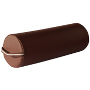 Mt Massage Tables Extra Large 23cm x 70cm Full Round Bolster for Massage Tables ,Chocolate