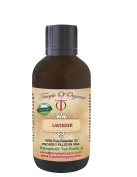 1 Oz - 30 Ml Lavender Essential oil 100% Organic Natural Pure Undiluted Therapeutic Top Grade A By Temple Of Organic