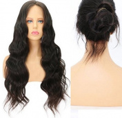 Ten Chopstics Body Wave Human Hair Lace Front Wigs Unprocessed Virgin Brazilian Hair Wigs 130% Denisity For Black Women 36cm - 70cm In Stock Natural Colour Bleached Knots