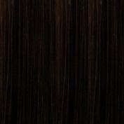Uniwigs Remy Human Hair Mono Hairpiece, Closure, Hand Made Tied Hair Topper, Straight 41cm for Hair Loss (G-2) Dark Brown