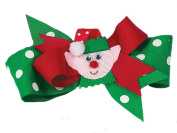 Bearington Collection Holiday Hair Bow