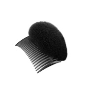 Black Fashion Women's Hair Clip Styling Bun Maker Braid Tool Hair Comb Beauty Tool