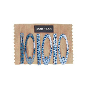 Jane Tran Wilderness Print Bobby Pin and Clip Set