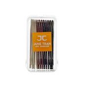 Jane Tran Solid Metallic Bobby Pin Box