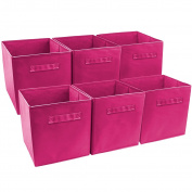Sorbus® Foldable Storage Cube Basket Bin