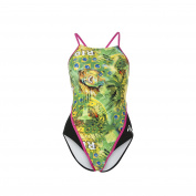 Mp Michael Phelps Women's Corco Round Back Swimsuit