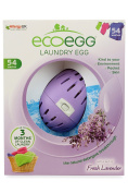 Ecoegg Laundry Egg for 54 Washes, Fresh Lavender