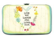Brownlow Kitchen Manicure Set, Live Laugh Love