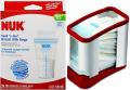 NUK/Gerber Seal N Go Breast Milk Bags with Milk Bag Storage Rack