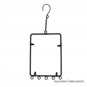 Milltown Merchants Wind Chime for Warm Glass
