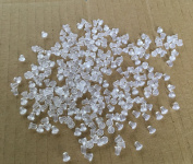 Peroine 300Pcs Clear Earring Backs replacements Caps Stoppers Plugs Findings Rubber