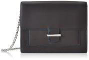 HUGO Women's Phila-M 10193730 01 Clutch Bag, Black (Black), One Size