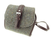 Ladies Mini Harris Tweed Shoulder Bag LB1020