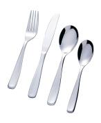 Bon Scoop 24-Piece Stainless Steel Cutlery Set