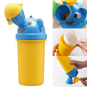 Lazada Baby Boy Travel Urinal Portable Cartoon Potty Car Emergency Toilet 500 ML
