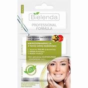 Bielenda PROFESSIONAL FORMULA MICRODERMABRASION 3-phase smoothing treatment Scrub, Serum and Mask
