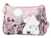 Pink Moomins Love Make Up Bag from Disaster Designs