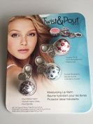 Twist & Pout Revo Moiturising Lip Balm with Key Ring