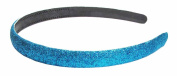 HipGirl Girls / Women 1.3cm Glitter Sparkle Headbands for Dancing/Cheer Leading