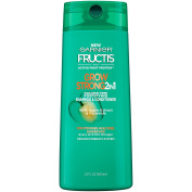 Garnier Hair Care Fructis Grow Strong 2-In-1 Shampoo & Conditioner, 22 Fluid Ounce