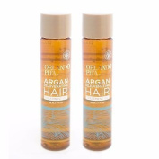 2 Orlando Pita Argan Rejuvenating Hair Treatment W Moroccan Argan Oil, 30ml Ea