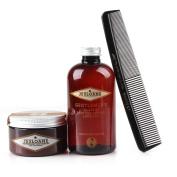 JS Sloane Hair Care Set - Includes JS Sloane Pomade, Shampoo, and Comb!
