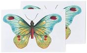 Tattly Temporary Tattoos, Butterfly 1, 5ml