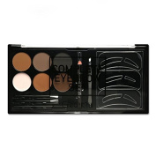 Beauty Creations Complete Eyebrow Palette Set