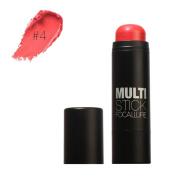 Shouhengda Facial Blushes Bronzers Highlighter Stick Shimmer Powder Concealer Cream A04