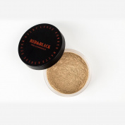 Red & Black Super Silky Makeup Face Finishing Loose Powder Oil Control Refreshing Waterproof Lasting (30ml)