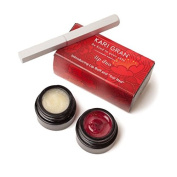 Kari Gran Suji Red Lip Whip + Lip Buff Duo