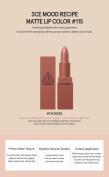 3CE (3 Concept Eyes) Mood Recipe Matte Lip Colour