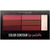 Maybelline New York Lip Studio Colour Contour Lip Palette, Blushed Bombshell, 5ml