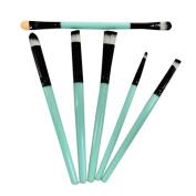 Fullkang 6PCS Cosmetic Makeup Brush Lip Makeup Brush Eyeshadow Brush