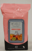 REVELE Cleansing and Make up remover tissues