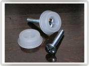 PAIR of Headboard bed bolts with Washer fixings - .  by Save On Goods UK