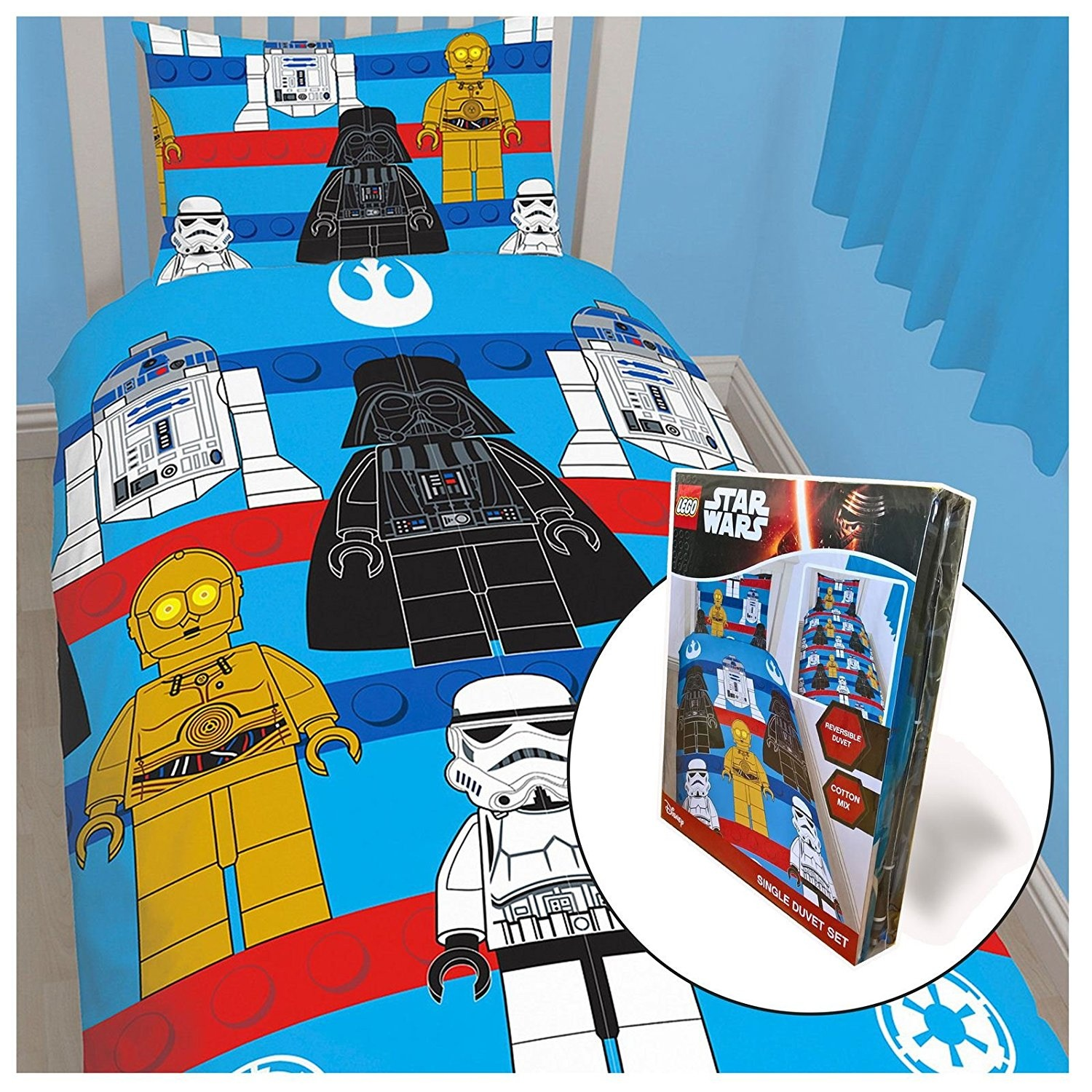 406d54da0d5 Star Wars Duvet Cover Homeware  Buy Online from Fishpond.co.nz