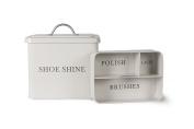 Garden Trading Shoeshine Box, Chalk