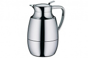 alfi 0422,000,065 Pallas metal, Insulated Thermos CAN 0,65 L Chrome