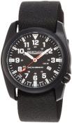 Bertucci A-5P Illuminated Watch Black-Black Tridura Band 13505